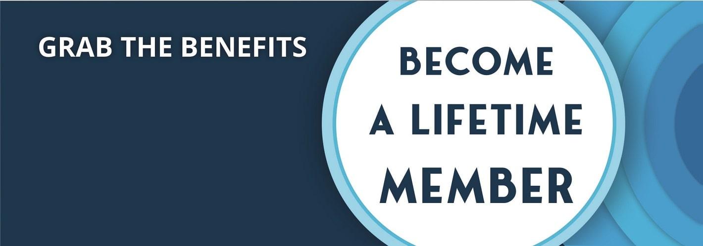 Become a Lifetime Member